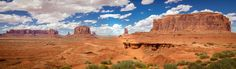 cowboy or? - Horse rider in Monument Valley... Alone?