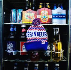 Souvenir and gift accessories inspired by the city of Montreal. Of Montreal, Vodka Bottle, Drinks, Gifts, Accessories, Drinking, Beverages, Presents, Drink