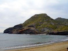 Cala Reona . El Cabo.Spain.