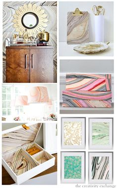 12-Creative-Ways-to-use-Hand-Dyed-and-Marble-Paper-and-Where-to-Order-Them.-The-Creativity-Exchange.jpg 600×961 pixels