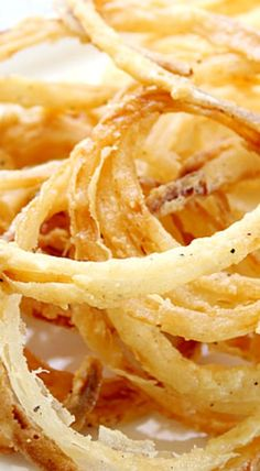 Onion Rings - Thin and Crsipy! : lovebakesgoodcakes