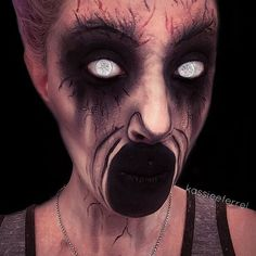 Halloween Make Up von Kassandra Ferrel
