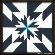 """Arrowhead Pattern"" Price: $25.00 Status: Available Note: Can also be ordered in colors to match decor. Size: 8 inches x 8 inches"