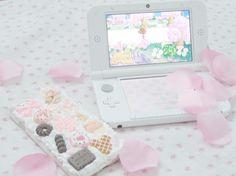 nintendo 3ds pink | Tumblr