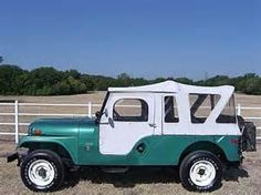 Jeep CJ6 - Bing images
