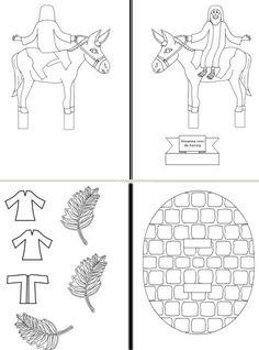 Hosanna voor de Koning - Palmpasen