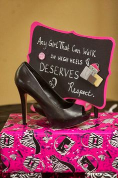 High Heels and quotes