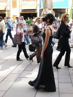"María Jose Arjona (Colombia), ""VIRES"", Vienna, Austria, 2010 | Video: https://www.youtube.com/watch?v=3t7yJDeCH38"