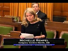 "'This is not acceptable': Michelle Rempel takes aim at sexist trolls - Michelle Rempel gives a moving speech to parliament on how social media is used to objectify and belittle women. She highlights Diamond Isinger, creator of the Madam Premier blog, efforts in calling out the overt sexist users. She attacks the sexist comments head stating you should ""judge us on our policy and performance not gender"" and concludes that you need to ""name it and shame it"" to get these comments out of…"
