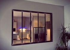porte coulissante type atelier verri res pinterest atelier et blog. Black Bedroom Furniture Sets. Home Design Ideas