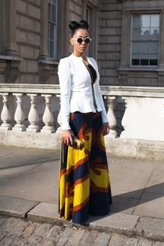 Street Style At London Fashion Week Fall 2013, Day 3, 4 & 5 | KENTON magazine