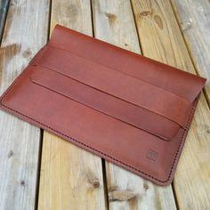 29859c3afe Macbook Air case.  handsewn  handmade  leatherwork  madeinuk  macbook   macbookpro