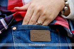 engagement - rustic - country - ring - Wrangler
