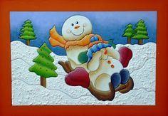 NO ESPERES A QUE SEA NAVIDAD PARA COMENZAR A REALIZAR TUS PROYECTOS INSCRIBETE A LOS CURSOS, APRENDE ALGO NOVEDOSO Y COMIENZA AHORA.      ... Yoshi, Smurfs, Snowman, Recycling, Scrapbook, Knitting, Christmas, Cards, Tutu