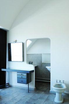 apartment of Le Corbusier