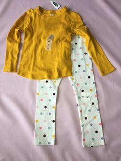 e23edfed Lot Of 2 Old Navy Girls Clothings Size 5t Yellow Flannel Long Sleeve NWT  #fashion #clothing #shoes #accessories #kidsclothingshoesaccs ...