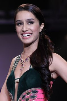 Indian Bollywood actress Shraddha Kapoor poses for a photograph during a promotional event in Mumbai on late April Get premium, high resolution news photos at Getty Images Bollywood Heroine, Indian Bollywood Actress, Indian Film Actress, Bollywood Actors, Bollywood Celebrities, Indian Actresses, Bollywood Fashion, Indian Makeup And Beauty Blog, Indian Beauty