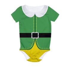 Buddy The Elf Costume All Over Print Bodysuit on CafePress.com