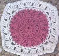 7 inch Fancy Square