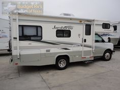 Class B - 2004 - Gas - 19ft - Jamboree Sleeps 6 - $24,995.00 Wonderful family vacation memories are right down the road and around the next bend, all you need is a wonderful class c motor home and a warm camp fire!