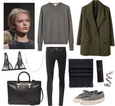 """""""Outfit"""" by emmimieux ❤ liked on Polyvore"""