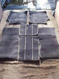 austin 7 seven RUBY carpet set | eBay