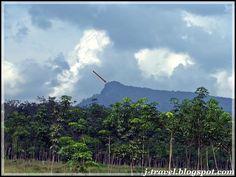 My Trips: Hike on Mountain (Gunung) Panti, Kota Tinggi, Johor.