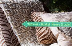Keeping It Stepford: Tutorial - Basket Weave Crochet Stitch