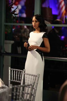 ...and sometimes you're a total badass like Olivia Pope. Just depends on the day.