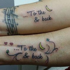 58 Best Tatoos Images On Pinterest Couple Tattoo Ideas Moon