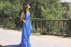 8 Vestido Ana de La Croixe con bolso de Mibuh