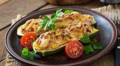 29 receitas de abobrinha recheada para uma refeição leve e saudável