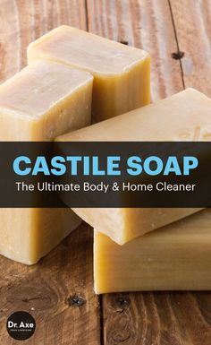 13 Uses for Castile Soap — Natural Cleaning for Body Cleaning Recipes, Soap Recipes, Cleaning Cart, Skin Care Remedies, Natural Health Remedies, Castile Soap Uses, Soap Making Kits, Natural Cleaning Products, Belleza Natural