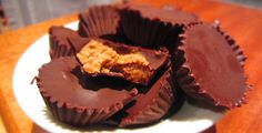 Reeses maison paléo Chocolat Lindt, How To Speak French, Healthy Sweets, Paleo Recipes, Halloween, Muffin, Breakfast, Desserts, Paleo Blog