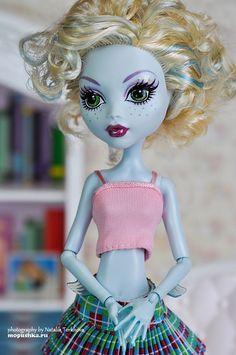 Monster High, Lagoona Blue by mopushka