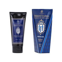 Trafalgar Shave Cream Tube by Truefitt and Hill. Get yours now for $26.00 SGD! #naiise #truefittandhill