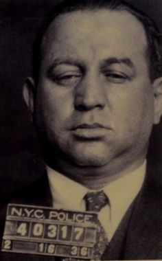 """Jacob """"Gurrah"""" Shapiro was Louis """"Lepke"""" Buchalter's lifetime ally in the infamous Garment Centre Rackets. Shapiro and Buchalter soon formed the infamous Murder, Inc., an organization that performed contract murders for organised crime. Their client was the """"National Crime Syndicate"""", a confederation of crime families created by Luciano and Lansky in 1929."""