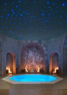WOW!! Dreamy luxury spa! Iridium Spa at the St Regis Mauritius  #AquaSpaBath #DreamOn