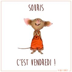 Good Friday, Happy Friday, Bon Week End Image, Cute Good Morning Gif, Image Club, Le Weekend, French Expressions, Weekend Quotes, Friday Humor