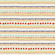 Leah Duncan's Dots in Desert Sky from Anthology Fabrics @ Hawthorne Threads