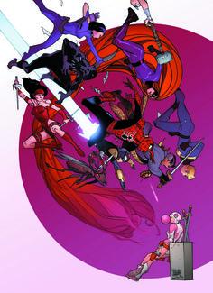 «Divided We Stand» - новые вариантные обложки Marvel | GeekCity