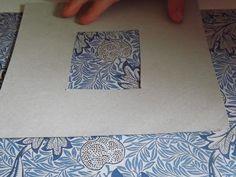 Me and my shadow: Kids Get Arty - Exploring William Morris - School - Hunde