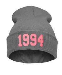 Number Woolen Hat