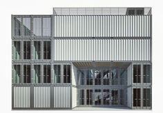 The Box / Shipping Container Architecture