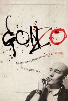 Just watched this doc. The wild, fascinating and ultimately tragic life of Hunter S Thompson.