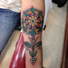 Done at Temple Tattoo by Robert Ryan