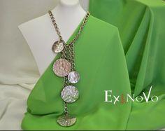 ΧΕΙΡΟΠΟΙΗΤΑ ΚΟΛΛΙΕ This Is Us, Handmade, Jewelry, Fashion, Moda, Hand Made, Jewlery, Jewerly, Fashion Styles