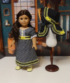 Chesterfield Gardens Regency Era ensemble for by cupcakecutiepie, $117.00