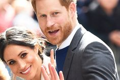 Prince Harry, Meghan Markle's First Event as a Married Couple