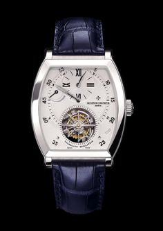 VACHERON CONSTANTIN COLLECTION EXCELLENCE PLATINE - 2007, Vacheron Constantin Timepieces and Luxury Watches on Presentwatch